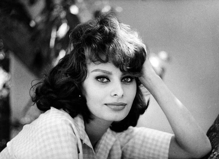 Claudia Cardinale : Femme des années cinquante ou soixante