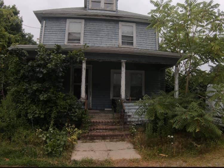 Maison de Gloria Scott