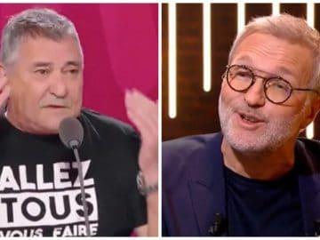 Jean-Marie Bigard et Laurent Ruquier