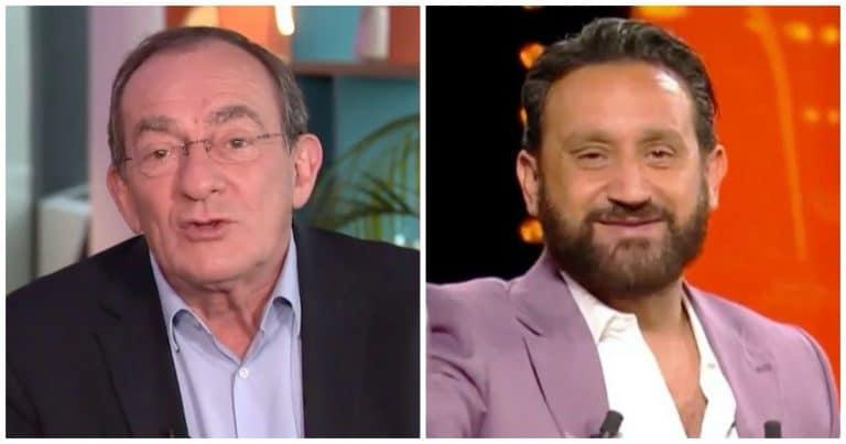 Jean-Pierre Pernaut et Cyril Hanouna