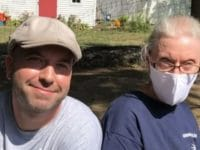 John Kinney et Gloria Scott