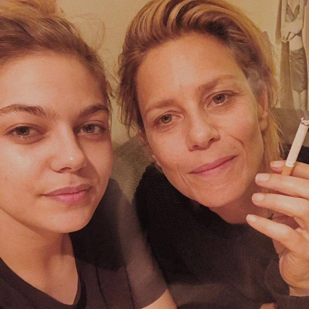 Louane et Marina Foïs