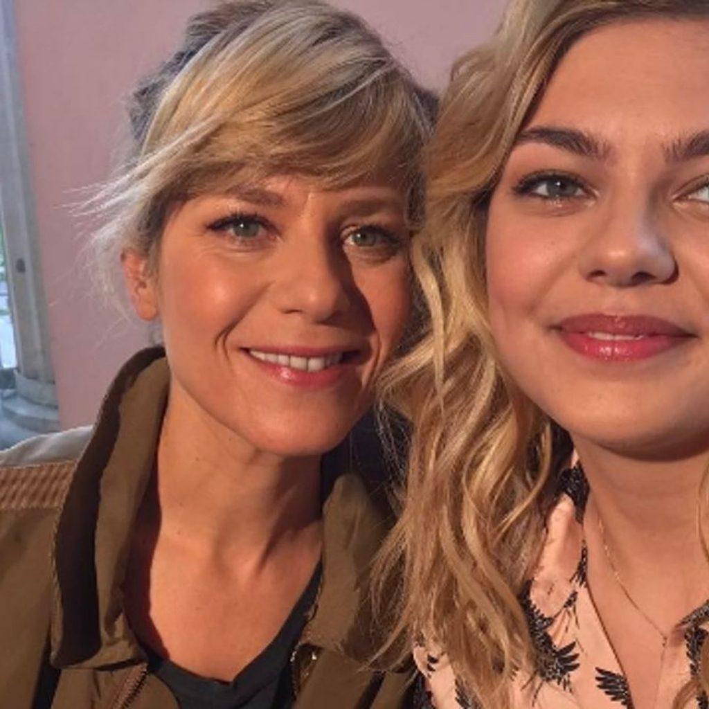 Marina Foïs et Louane