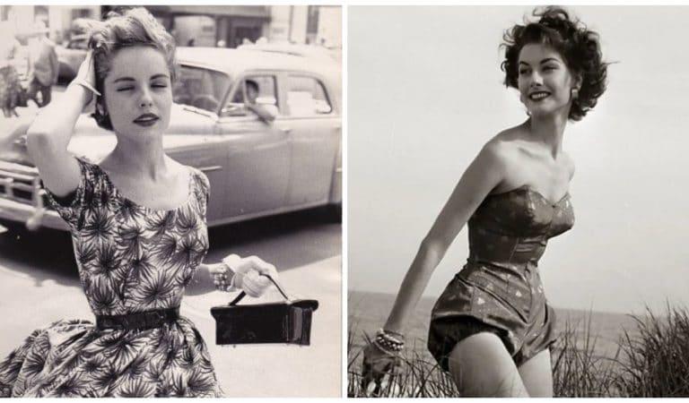 25 photos qui prouvent que les femmes des années 50 et 60 étaient vraiment élégantes