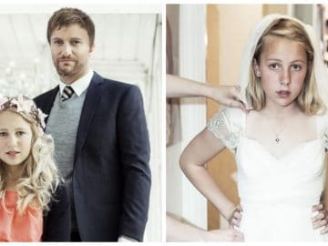 Théa et Geir vont se marier en Norvège
