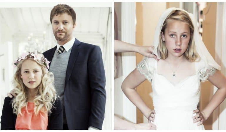 Une fillette de 12 ans épouse un homme de 37 ans : le mariage qui indigne la Norvège