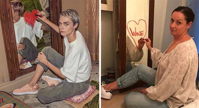Celeste Barber parodie les célébrités sur Instagram