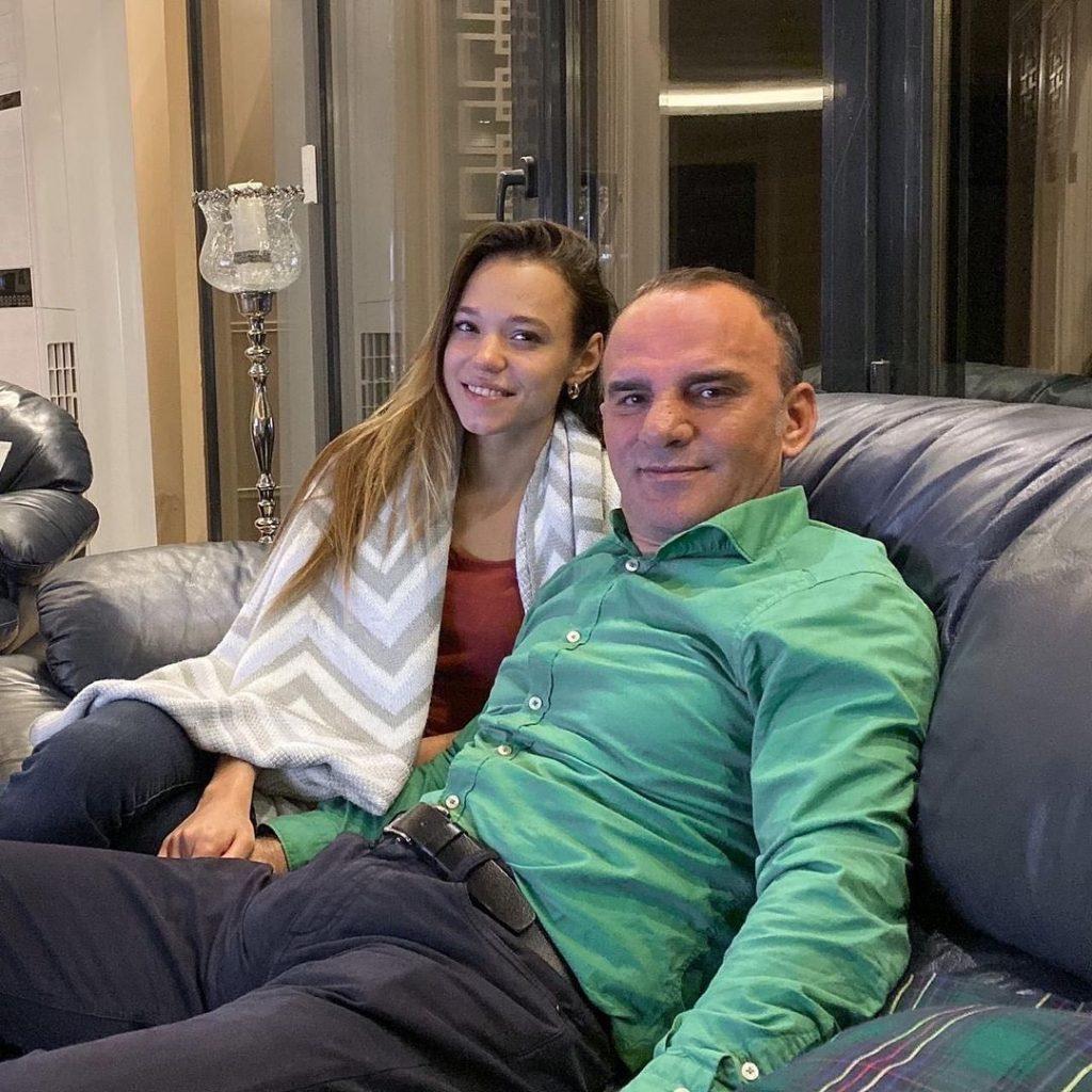 Christina et Galip Ozturk.