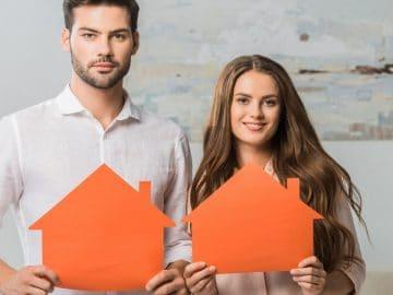 Un couple percevant l'aide au logement de 1 000 euros.