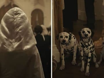 Emma Stone dans Cruella