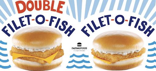 Le filet-o-fish mcdonald's