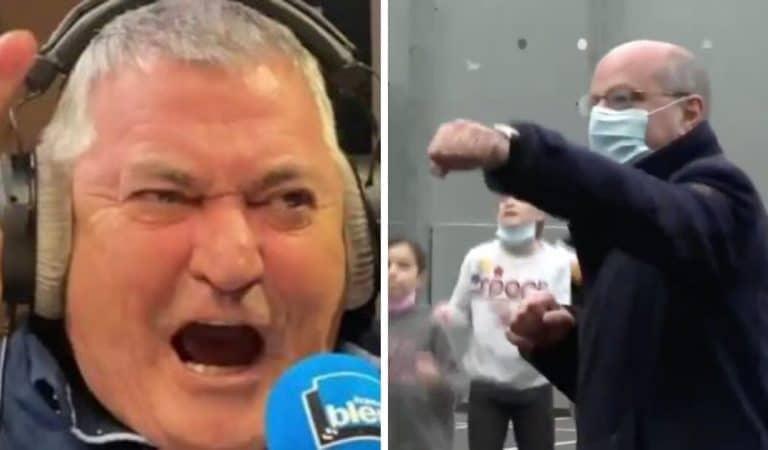 Jean-Marie Bigard parodie la séance de sport de Jean-Michel Blanquer (vidéo)