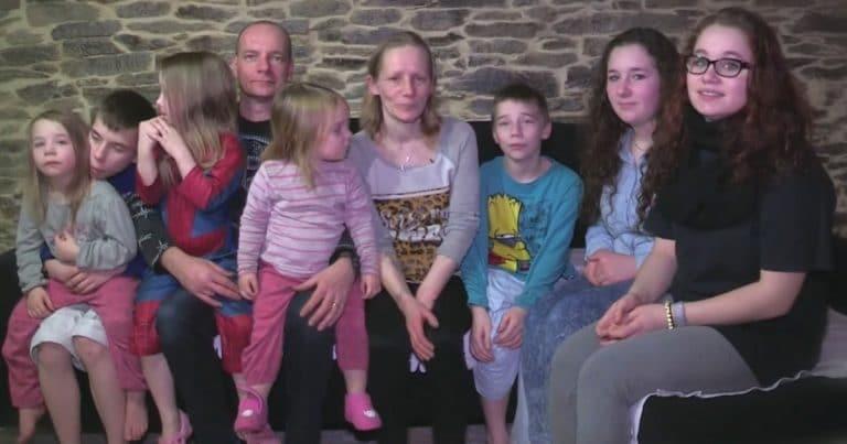 Karine et ses 10 enfants