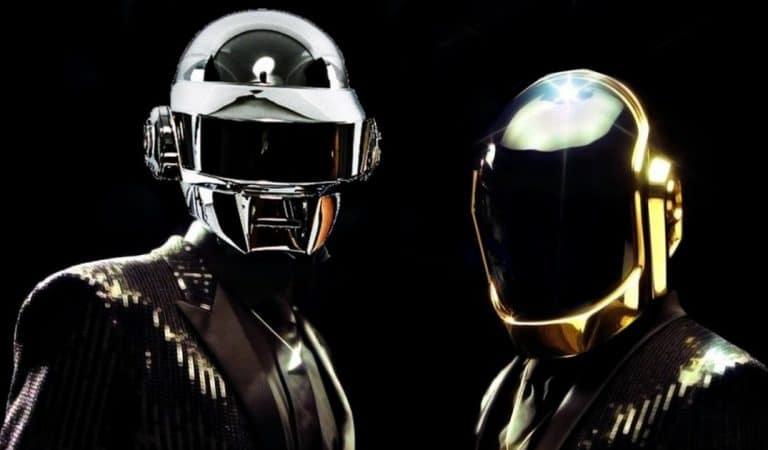 Le vrai visage des Daft Punk filmé dans un documentaire inédit