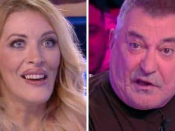 Loana et Jean-Marie Bigard