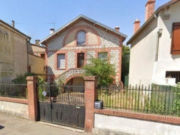 La maison squattée de Roland à Toulouse