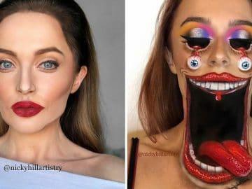 make up métamorphoses incroyables
