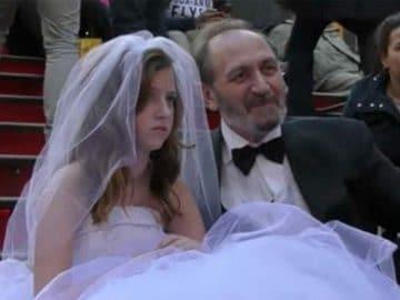 Un mariage forcé à New York