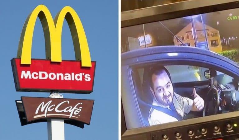 McDonalds : la face cachée des commandes au drive