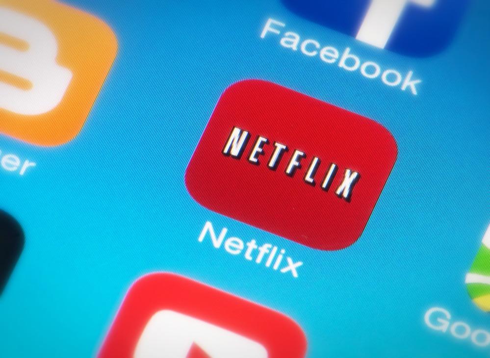 Un utilisateur qui veut un compte gratuit Netflix sous Android