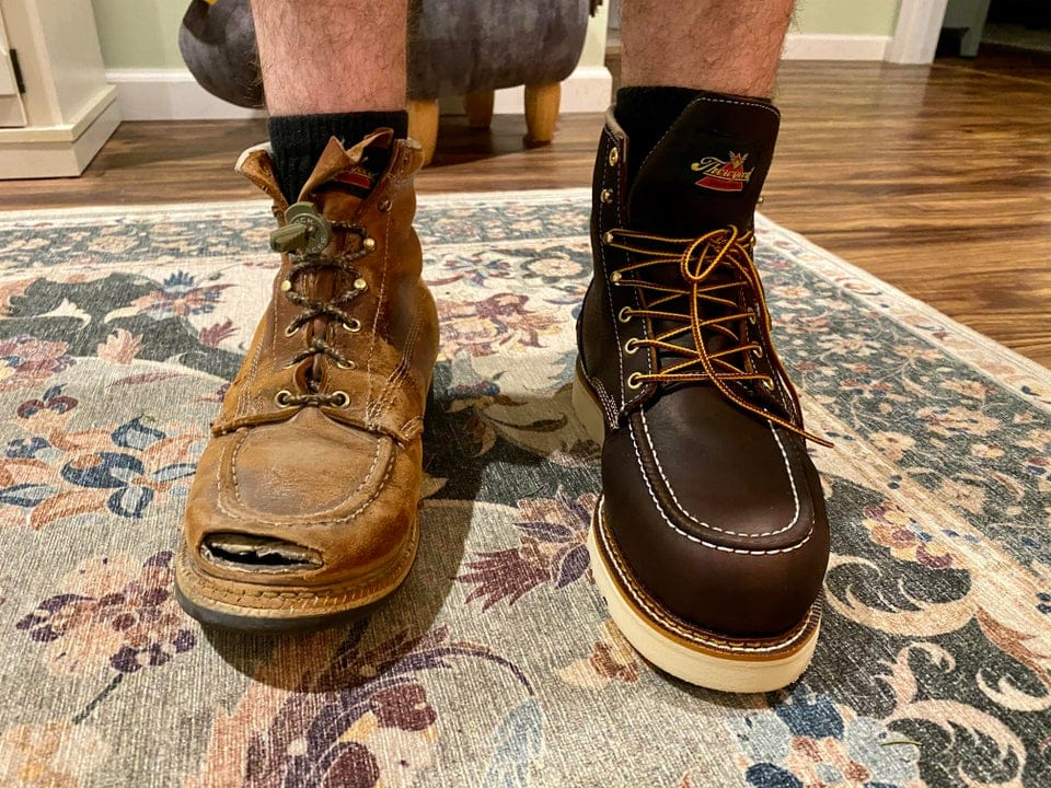 marque du temps visible objets courants chaussures