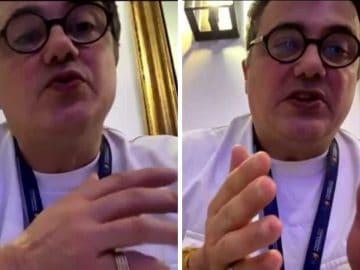 Patrick Pelloux dans TPMP alerte sur un mutant français.