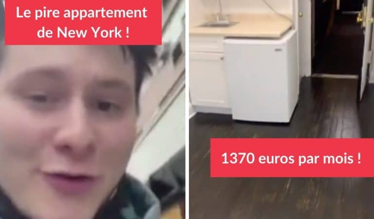 «Le pire appartement jamais vu à New York» se loue à 1370 € par mois (vidéo)
