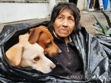 Chole, SDF à Tijuana
