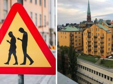 La Suède, un pays inspirant