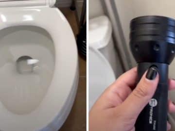 Toilettes sales