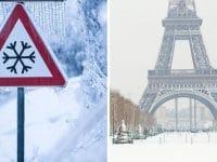 Une vague de froid en France dès ce mercredi 10 février 2021.