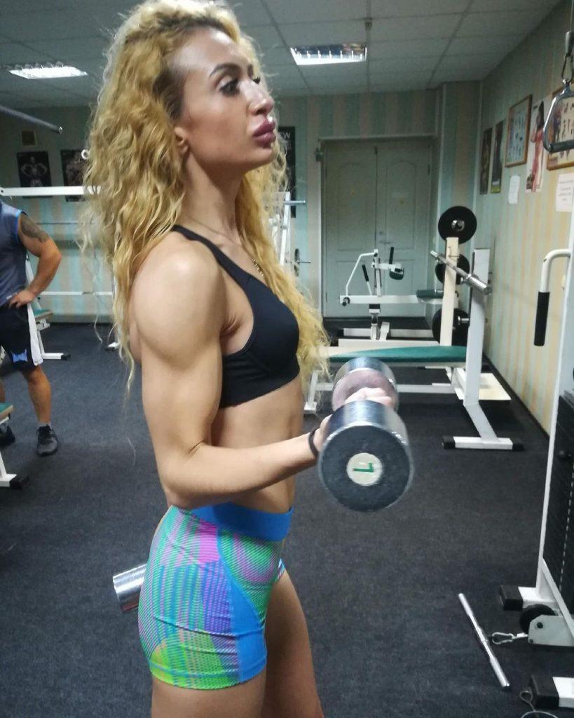 Anastasia Pokreshchuk