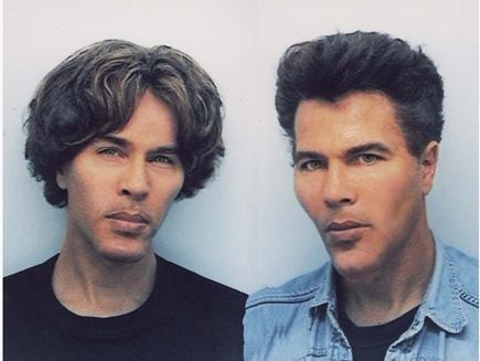 Les frères Bogdanov jeunes
