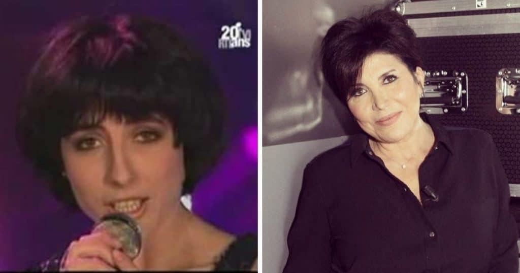 Liane Foly  avant et après la chirurgie esthétique