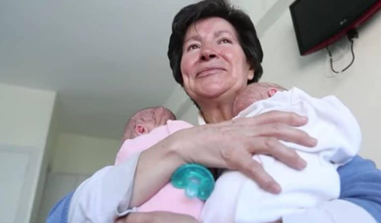 La plus vieille maman d'Espagne perd la garde de ses jumeaux de 4 ans