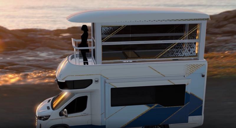 Le Maxus Life Home V90 Villa Edition de Saic Motor
