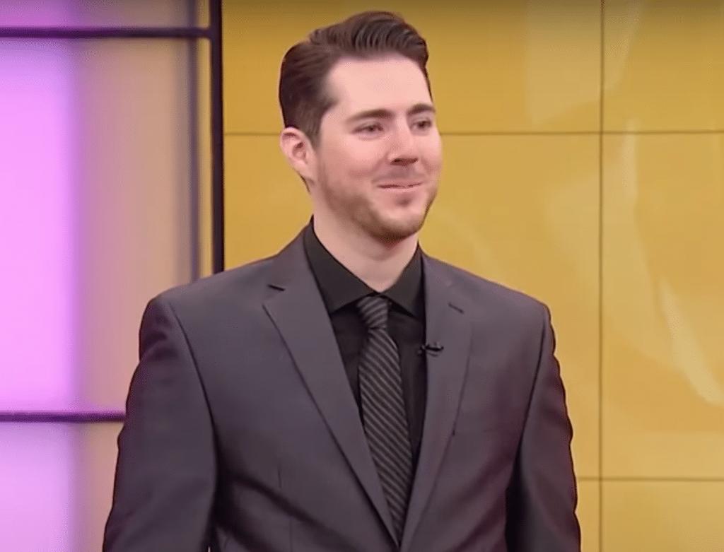 Le relooking de Brandon dans le Rachael Ray Show