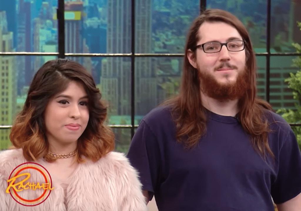 Brandon et Clara dans le Rachael Ray Show