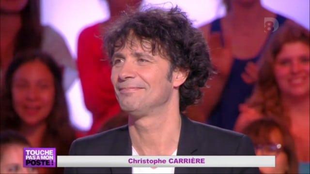Christophe Carrière dans TPMP