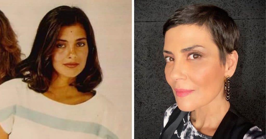Cristina Cordula avant et après la chirurgie esthétique