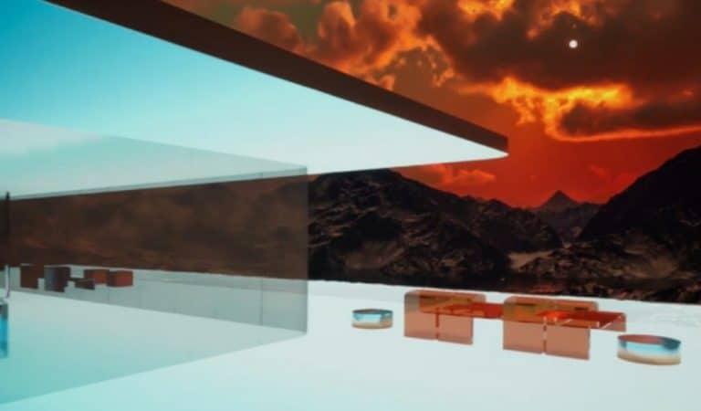 Une villa virtuelle se vend plus de 500 000 dollars sur le marché des NFT