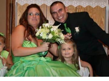 Le mariage de Landon et Jamie