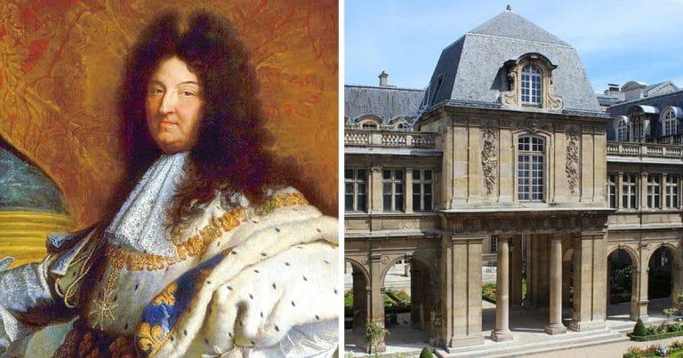 Louis 14 et le musée Carnavalet