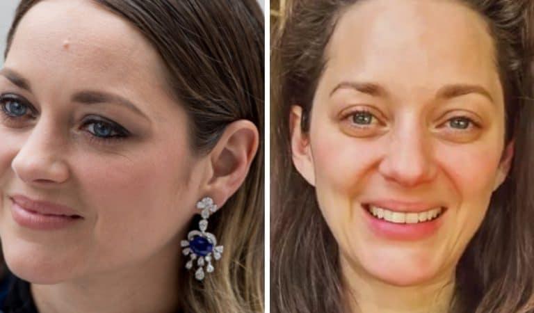 10 célébrités françaises sans maquillage : les reconnaissez-vous ?