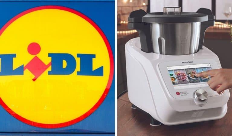 Monsieur Cuisine Connect : la liste des Lidl qui vont le vendre à prix réduit