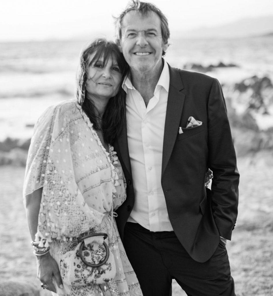 Nathalie Lecoultre et Jean-Luc Reichmann