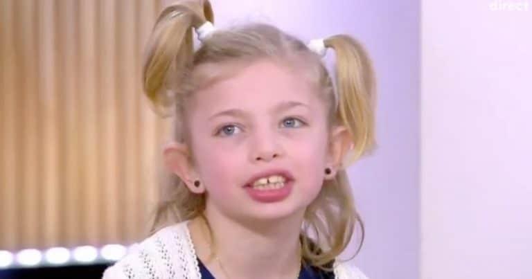 Stella petite fille transgenre