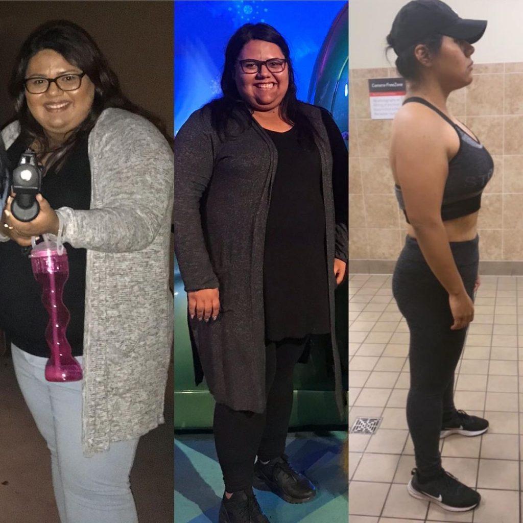 Josie  transformation