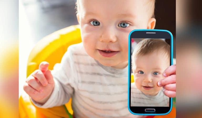 3 bébés sur 10 déjà présents sur les réseaux sociaux avant leur naissance : qu'en penseront-ils plus tard ?