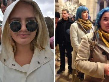 des photos de coincidences étranges